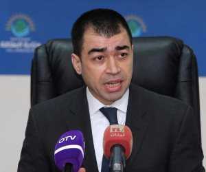 وزير الطاقة والمياه اللبناني يشيد بالعلاقات الاقتصادية لبلاده مع مصر