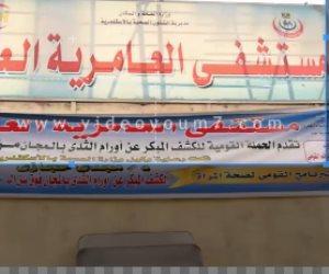 تماثل 14 حالة للشفاء وبقاء 6 آخرين تحت العلاج من مصابى التسمم الغذائي بالإسكندرية