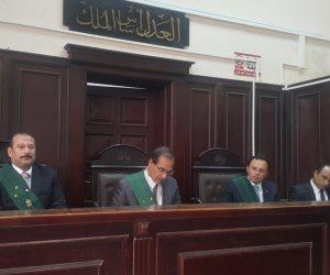 تأجيل محاكمة أمينى شرطة متهمين بتهريب متهمين من سجن المستقبل بالإسماعيلية
