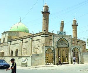 اتفاق عراقى إماراتى لاعادة إعمار جامع النورى الشهير فى الموصل