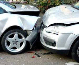مصرع شخص وإصابة آخر في حادث تصادم بالغربية 