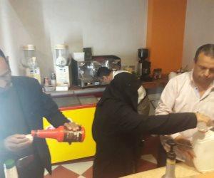 «الشيوي» يقود حملة على الأسواق ومحلات الجزارة بالدقهلية