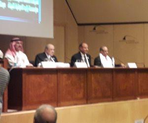 مكتبة الإسكندرية تحتفل بالذكرى المئوية لميلاد الشيخ زايد (صور)