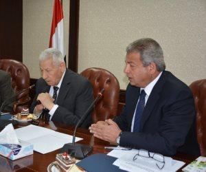وزير الرياضة يبحث مع رئيس «الأعلى للإعلام» استعدادات مؤتمر السلوك الرياضي (صور)