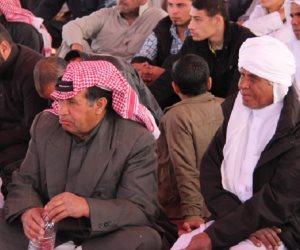 مشايخ وعواقل سيناء: توجيهات القيادة السياسية أنهت معاناتنا مع الإرهاب