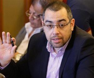 إهدار مال عام.. النائب محمد فؤاد: ثبوت تورط اللجنة الأوليمبية بتقرير للمركزى للمحاسبات