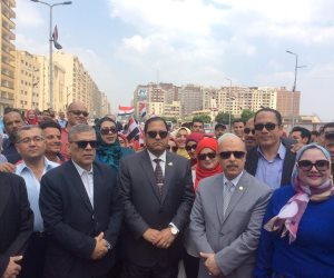 محافظ الغربية يشارك في الذكرى الـ 36 لاحتفالات عيد تحرير سيناء