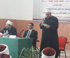 أمين «المجلس الأعلى للشئون الإسلامي»: افتتاح 21 معسكرا دعويا في محافظات مصر كافة (صور)