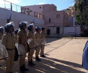 مدير قطاع السجون يتفقد أوضاع النزلاء بسجن الحضرة في الإسكندرية