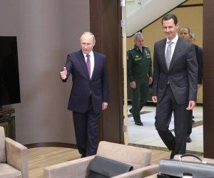 مفاجأة.. كيف استفادت موسكو ودمشق من العدوان الثلاثي على سوريا؟