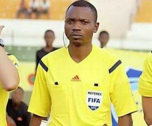 الكونغولي جان جاك ندالا يدير مباراة المصري و بطل موزمبيق بالكونفيدرالية