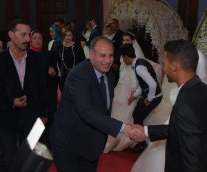 حفل زفاف جماعي لـ 16 عروسة فى محافظة الاسكندرية