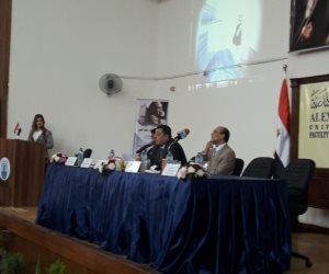 الفنان محمد صبحي: المعلم أهم عناصر الإصلاح في المجتمع (صور