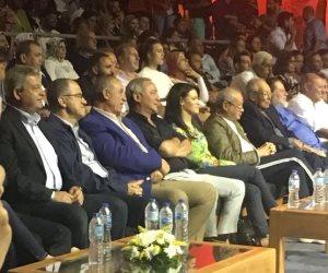 رئيس ائتلاف دعم مصر يشهد نهائي بطولة الجونة الدولية للاسكواش بدعوة من وزير الرياضة