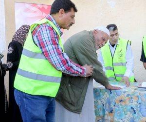 صندوق تحيا مصر يوزع 16.4 طن لحوم بالإسكندرية ضمن حملة «بالهنا والشفا» (صور)