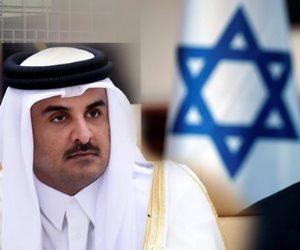 العايبة تلهيك وتجيب اللي فيها فيك.. كيف حاولت قطر نفي تطبيعها مع إسرائيل؟