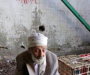 لفتة إنسانية من محافظ الدقهلية تجاه رجل مسن