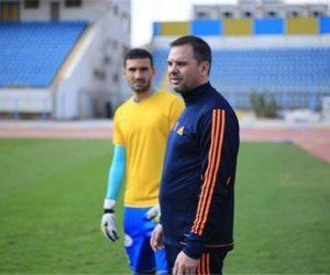 الإسماعيلي يؤجل حسم مصير «بيدرو» بعد مباراة المصري