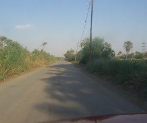 طريق الموت السريع.. وصلة «طحا البيشة-الشريف» سابقا (صور)