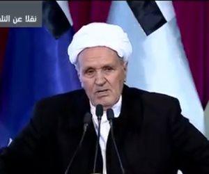 شيخ مجاهدي سيناء للرئيس السيسي: اجتماعهم على باطلهم لن يكون أقوي من اجتماعنا على حقنا