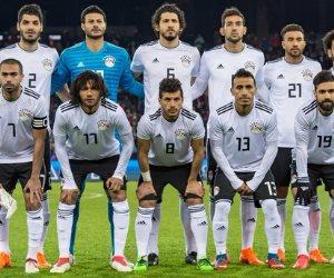 مفاجأة فى تشكيل منتخب مصر أمام كولومبيا