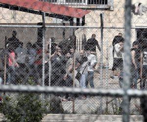 احتجاز لاجئين سوريين في شمال شرق اليونان