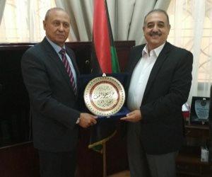 التضامن المصري والعربي: اتفاق مصري ليبي لمكافحة الإرهاب بالفكر والثقافة