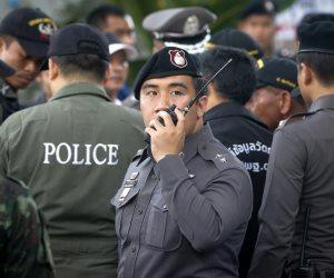 الإفراج عن صحفى تايلاندى بعد سجنه بتهمة العيب فى الذات الملكية