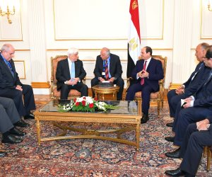 الدامي: «إحياء الجذور» مبادرة تكامل بين مصر وقبرص واليونان