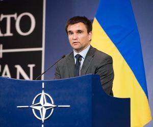 وزير خارجية أوكرانيا: مصر دولة مهمة على المستويين الإقليمى والدولي