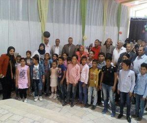 «تعليم شمال سيناء» تحتفل بيوم اليتيم بالعريش (صور)