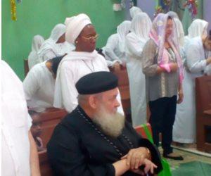 سجن النساء بالقناطر يستقبل أسقف 6 أكتوبر لمشاركة النزيلات احتفال عيد القيامة