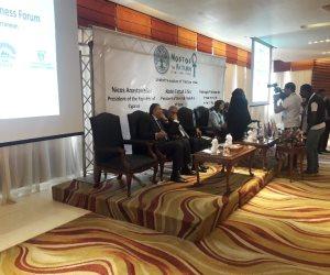 انطلاق فعاليات مؤتمر ملتقى الأعمال المصري اليوناني القبرصي بالإسكندرية (صور)