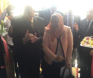 رئيس هيئة النيابة الإدارية تفتح مقرها الجديد بشرم الشيخ (صور)