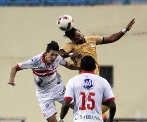 الزمالك يخطف بطاقة نصف نهائي كأس مصر بثلاثية في الإنتاج الحربي (فيديو)