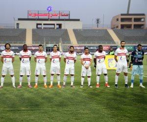 قائمة نهائي كأس مصر تحسم موقف الراحلين عن الزمالك