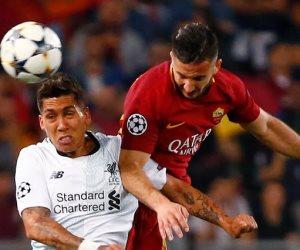 60 دقيقة.. التعادل الايجابي 2 /2 يسيطر على لقاء روما و ليفربول في ليلة الأبطال (فيديو)