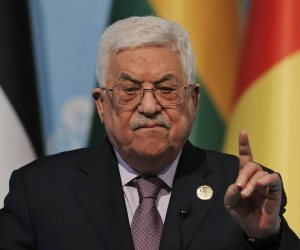صور تؤكد تحسن الحالة السحية للرئيس الفلسطيني