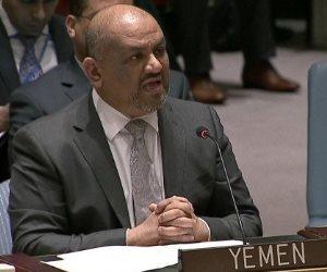 وزير خارجية اليمن: الحوثيون أبلغوا الأمم المتحدة بقبول الانسحاب