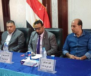 صلاح عبد الفتاح يقرر الترشح لمنصب أمين صندوق الترسانة