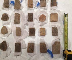 العراق يستعيد آلاف القطع الأثرية المسروقة بأمريكا (صور)