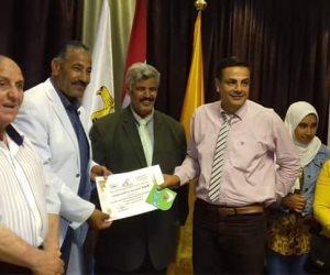 """""""تعليم شمال سيناء"""" تكرم خبراء التعليم المشاركين في القوافل التعليمية    (  صور   )"""