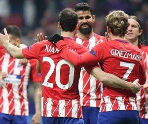 للمرة الثالثة في تاريخه.. أتليتكو مدريد يتأهل إلى نهائي اليورباليج على حساب أرسنال (فيديو)