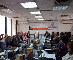 لجنة التصدير بغرفة صناعة الحبوب تناقش التحديات التصديرية التي يواجهها القطاع