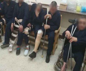قطاع السجون يوفر أطرافا صناعية لـ 41 نزيلا في المنيا (صور)