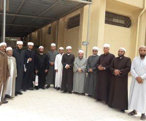الترشيد في حياتنا.. خطبة الجمعة في مساجد الإسكندرية (صور)
