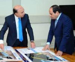رئيس هيئة قناة السويس يتدخل شخصياً لحل أزمة كرافانات الإسماعيلية
