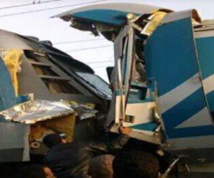 اصطدام قطارين في تونس.. ومصرع شخص وإصابة 60 أخرين جراء الحادث