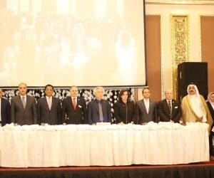 انطلاق المؤتمر التحضيري لـ«العربي الإفريقي الدولي للاستثمار» بحضو وزير السياحة اليمني ومنى محرز (صور)
