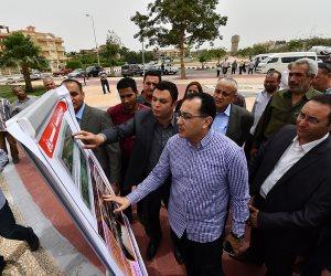 وزير الإسكان: 5136 وحدة بمشروع «دار مصر» للإسكان المتوسط بمدينة الشروق (صور)